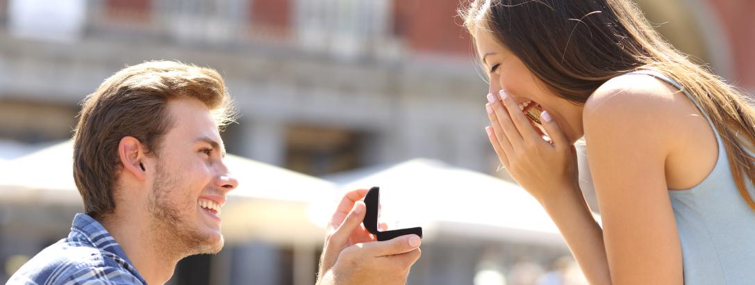 Proposta di matrimonio: 5 consigli che le faranno perdere la testa!