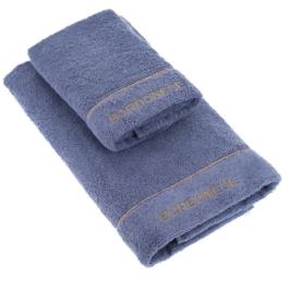 Set asciugamani Borbonese OP spugna – Jeans