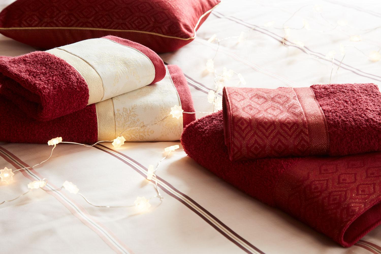 Asciugamani natalizi Carol