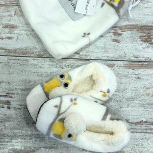 Pantofoline Gufetto giallo